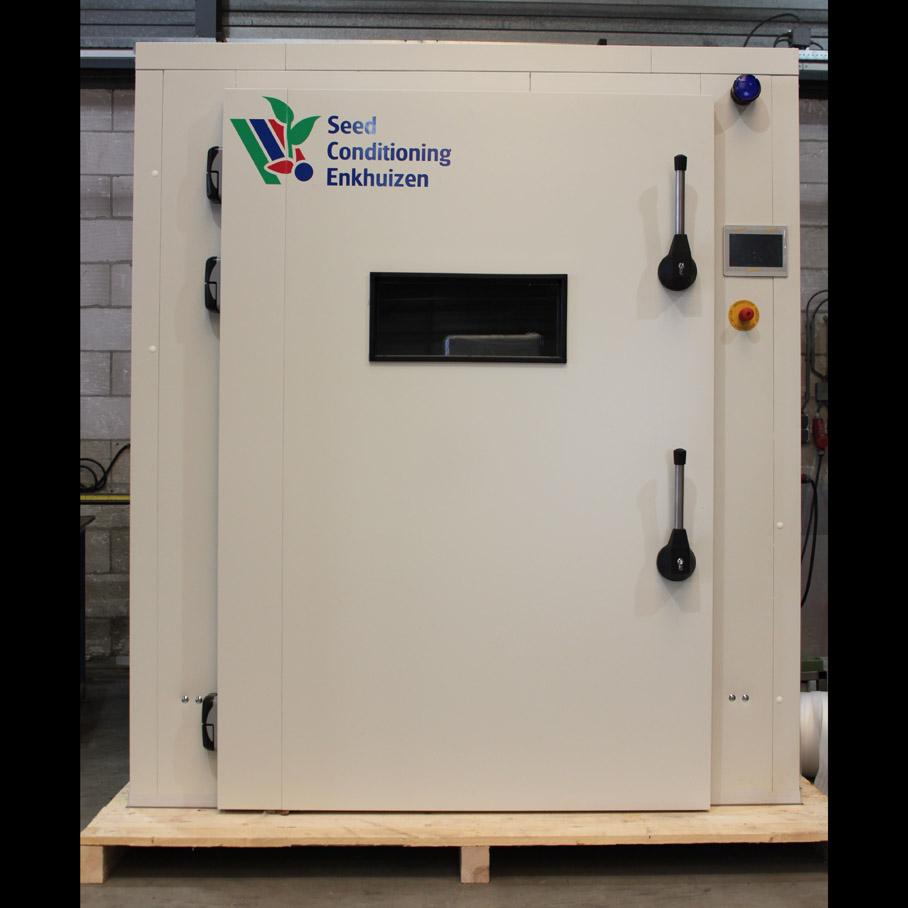 seed conditioning warmtebehandeling kast WB1-001-1