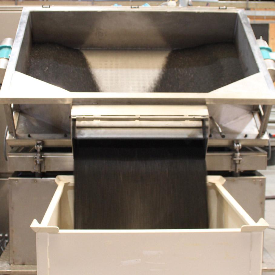 zaaddroger dubbel compartiment DR2-002-2 foto3